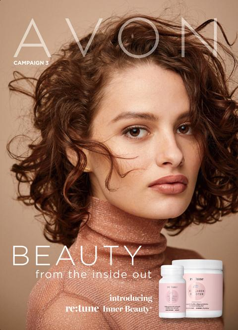 Avon online brochure campaign 3 2021