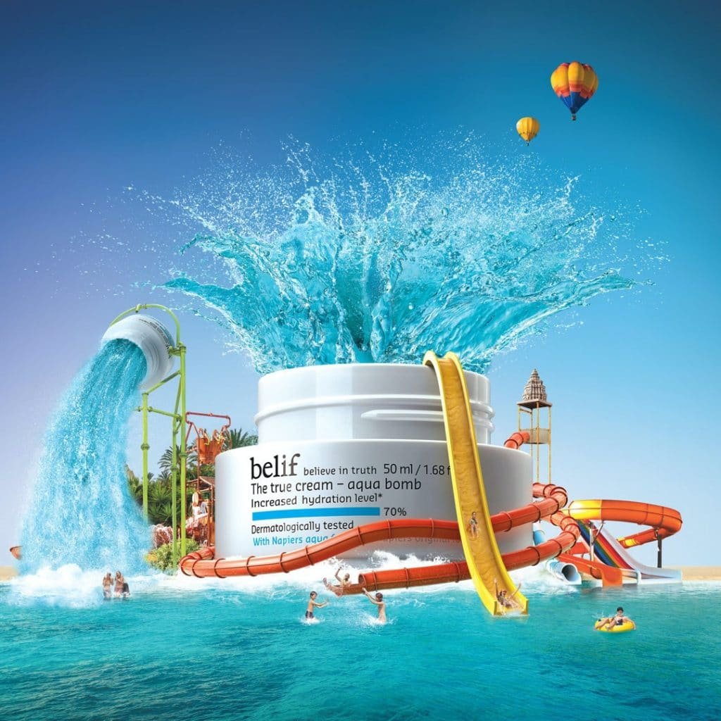 Belif Aqua Bomb by Avon