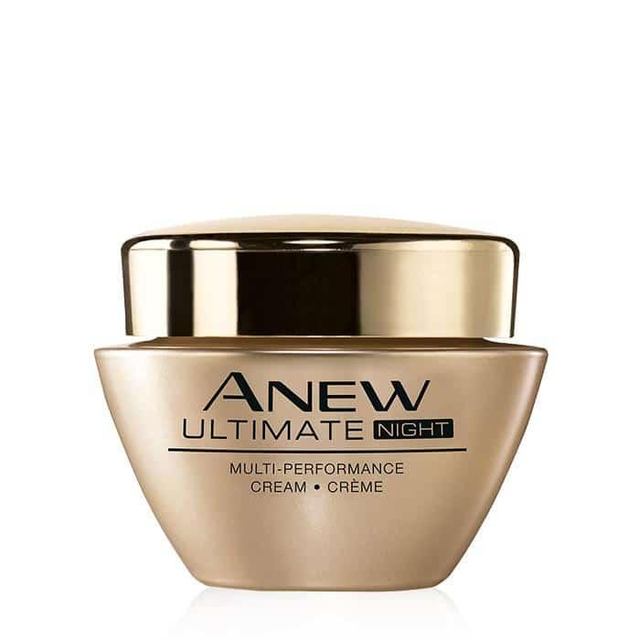 Best Avon Skincare Product - Ultimate Night Cream