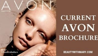 current Avon brochure September 2020