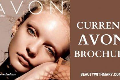 current Avon brochure September 2020