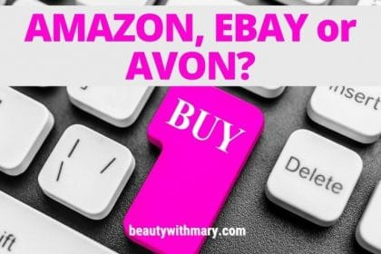 Don't Buy Avon on Amazon or eBay