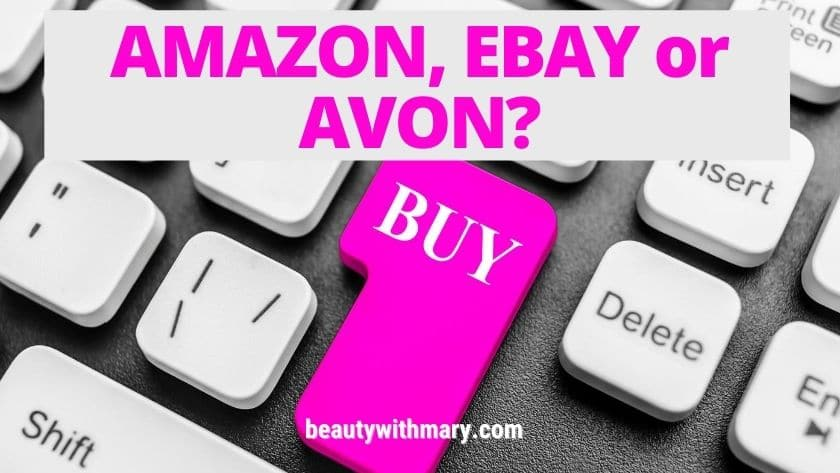 Don't Buy Avon on Amazon or eBay