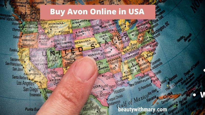 Find Avon representative near me in USA