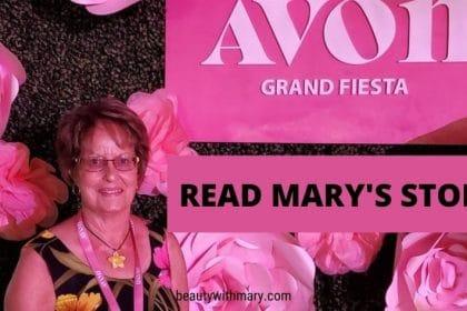 Mary's Avon Story