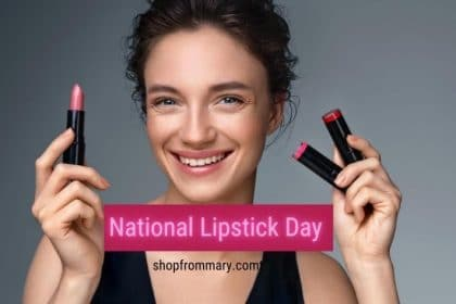national lipstick day Avon
