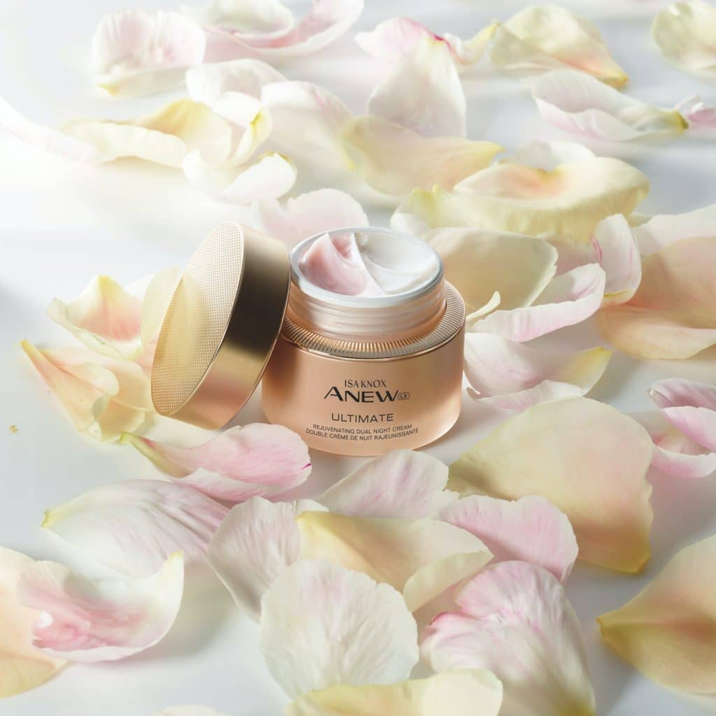 Anew Ultimate Isa Knox night cream