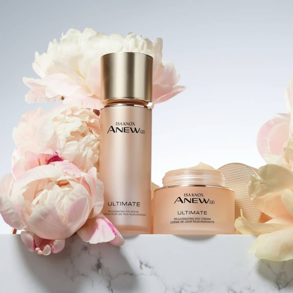 Isa Knox Avon Anew Ultimate