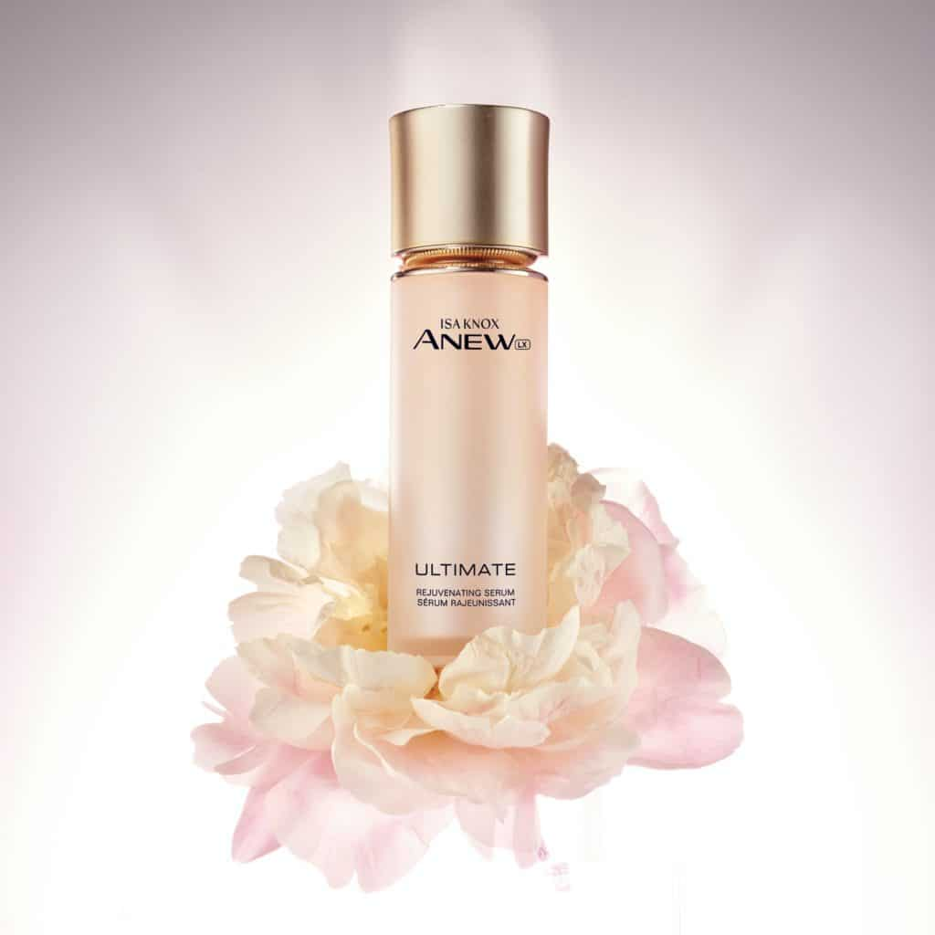 Avon Anew Ultimate Isa Knox
