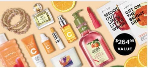 Avon sweepstakes August 2020