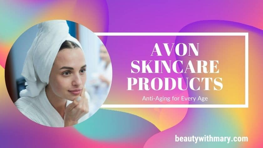 Shop Avon Skin Care Products for anti-aging results