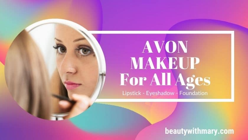 Shop Avon Makeup online from representative