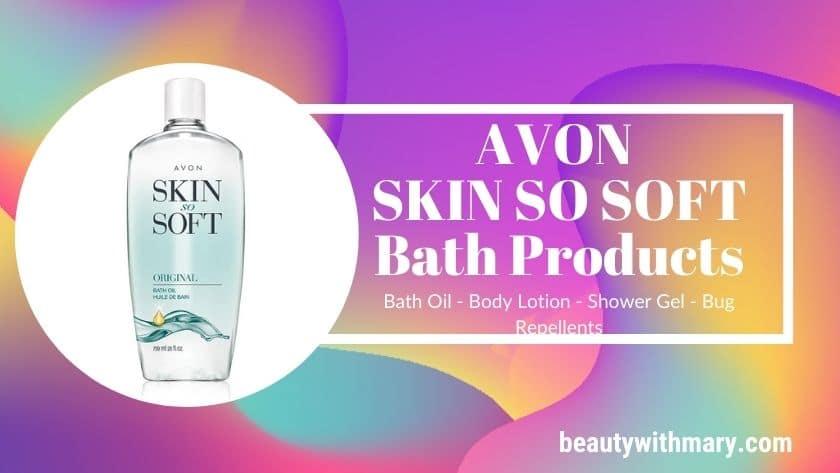 Shop Avon Skin So Soft Products