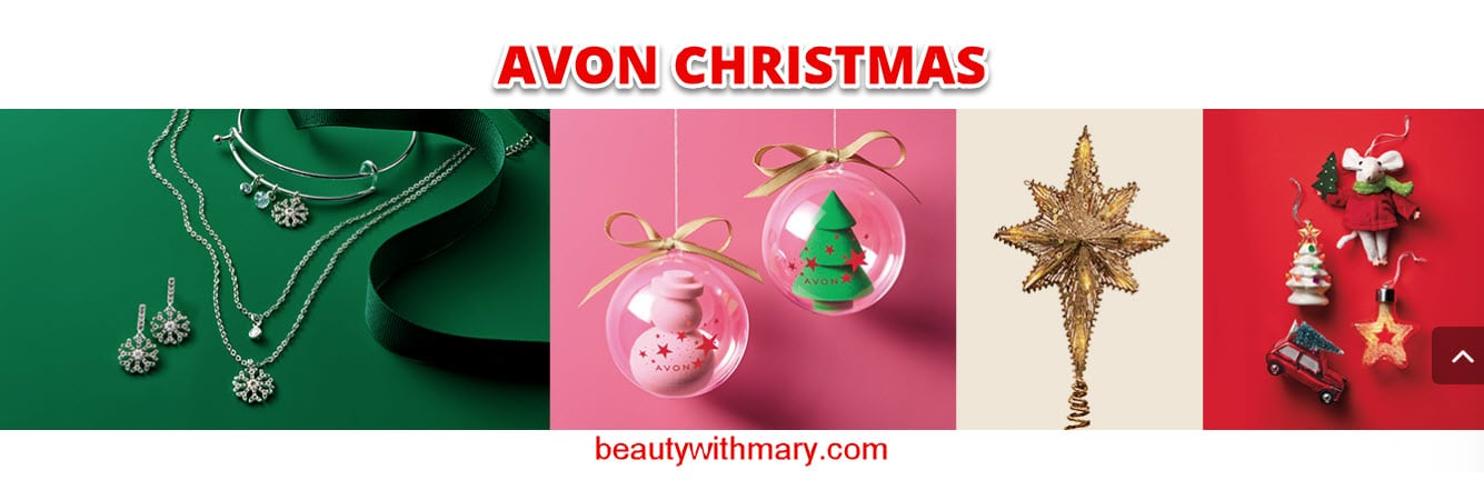 Avon Christmas And December 2, 2020 Avon Christmas 2020   Holiday Gift Guide   Beauty With Mary