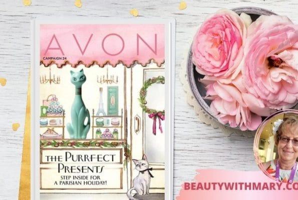 Avon Catalog for Christmas 2020