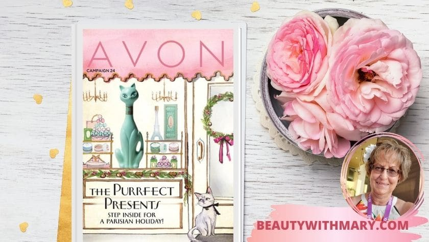 Avon Catalog for Christmas 2020