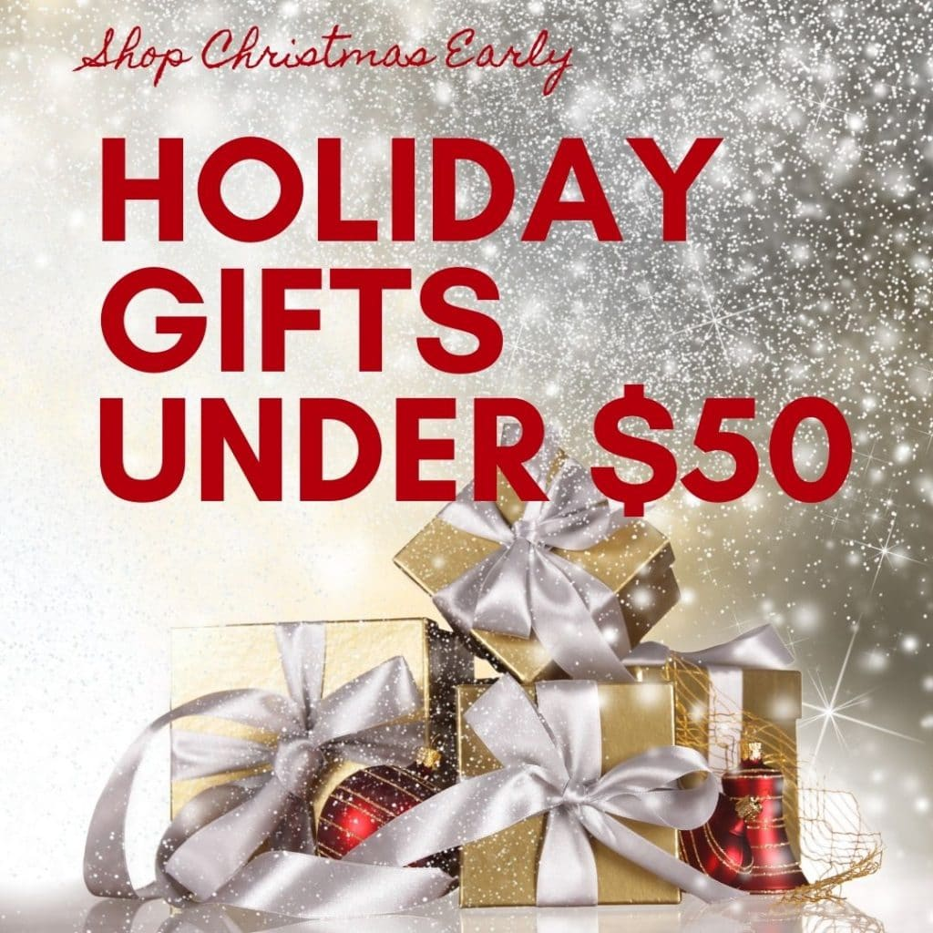 Avon Christmas gifts under $50