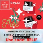 Avon coupon code free belif