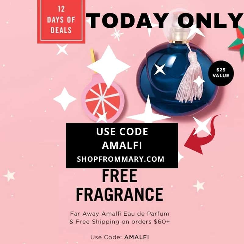 Avon Coupon Code November 2020 Free Fragrance