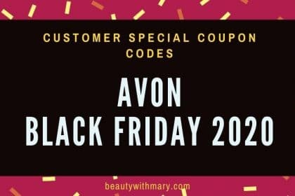 Avon Black Friday 2020