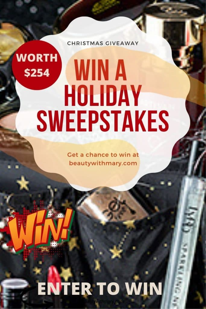 Avon sweepstakes November 2020