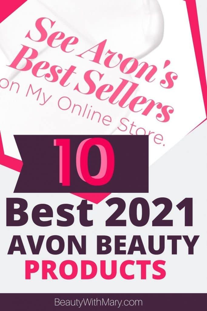 10 best Avon products 2021