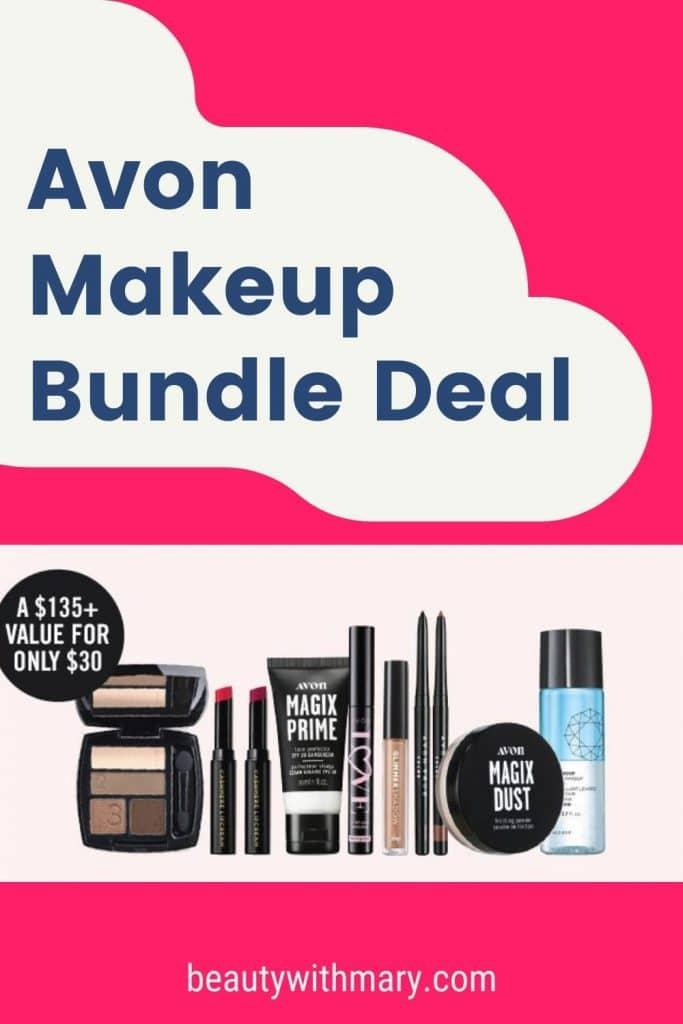 Avon Makeup Bundle