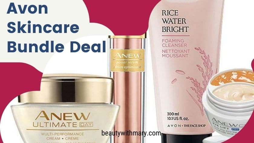 Avon Skincare Bundle for 135th Anniversary