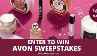 Avon sweepstakes January 2021