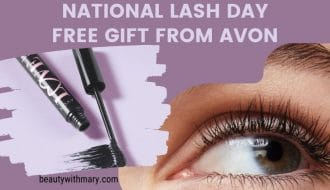 Avon coupon code free mascara