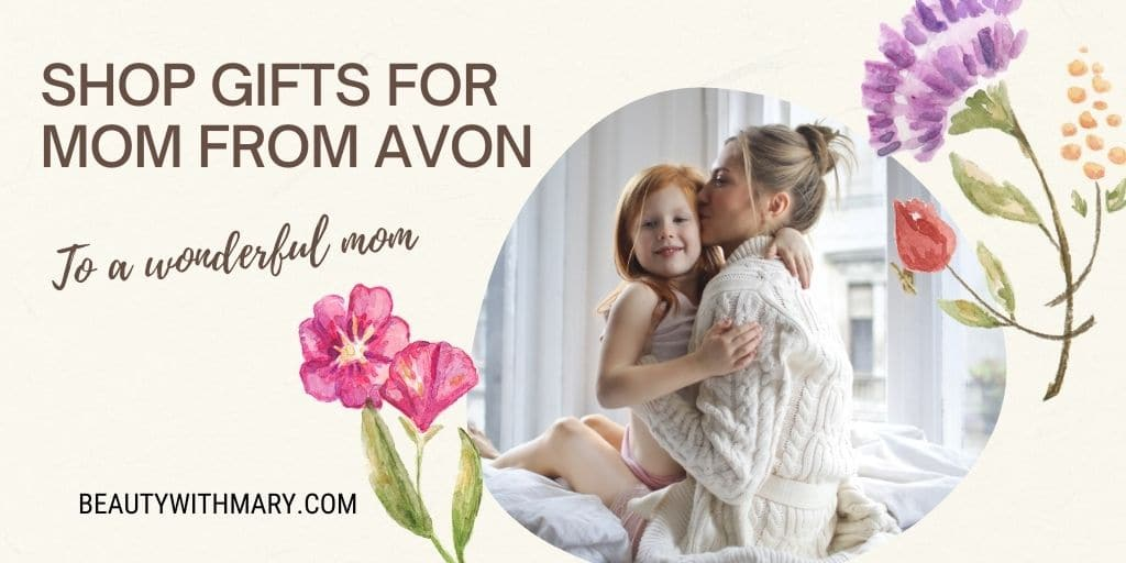 Avon Mothers Day brochure