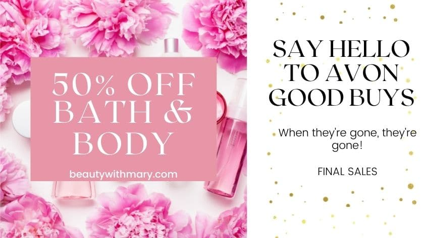 Avon Bath & Body Outlet Clearance Sales