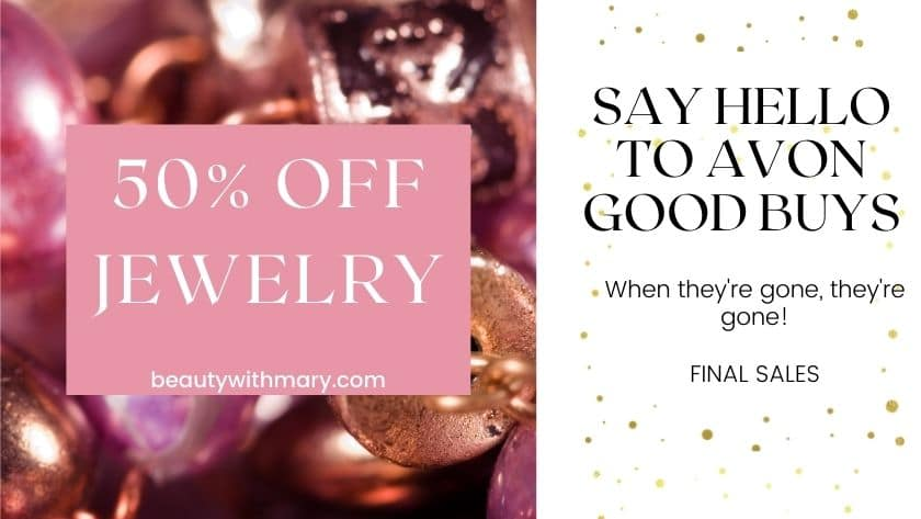 Avon Jewelry Outlet Clearance Sales
