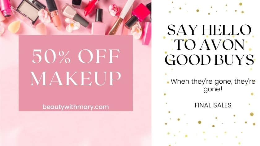 Avon Makeup Outlet Clearance Sales