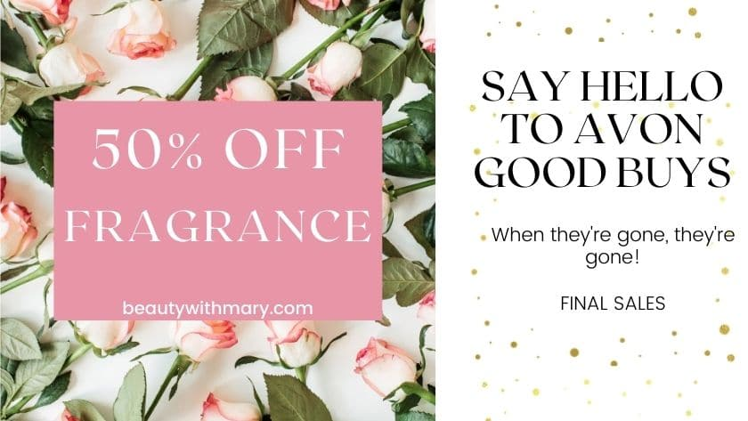 Avon Fragrance Outlet Clearance Sales