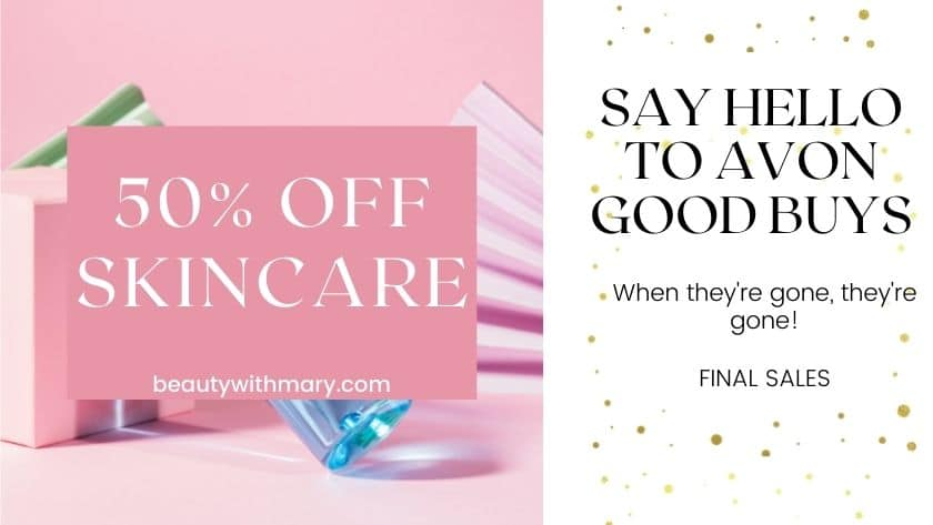 Avon Skincare Outlet Clearance Sales