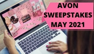 Avon Sweepstakes May 2021