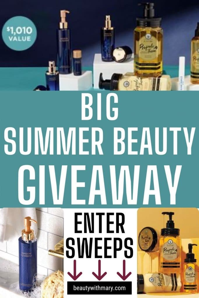 Avon sweepstakes/giveaway June 2021