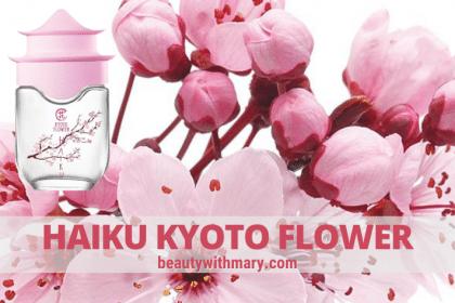 Avon Haiku Kyoto Flower Perfume