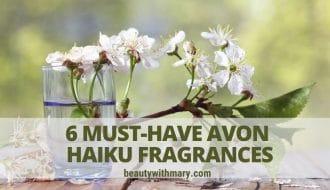 Avon Haiku perfume for women