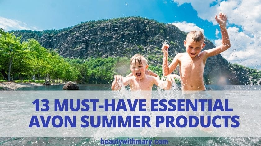 Avon Summer Products