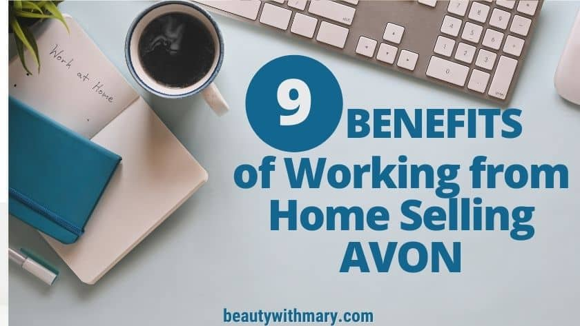 join Avon today - work from home job for moms