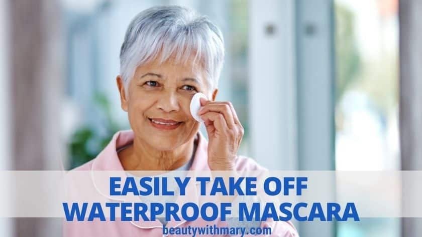Avon waterproof eye makeup remover