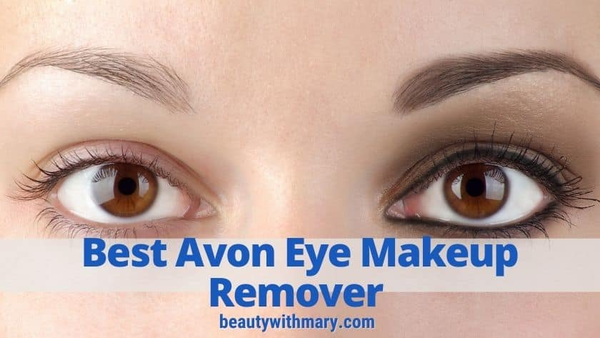 best Avon eye makeup remover