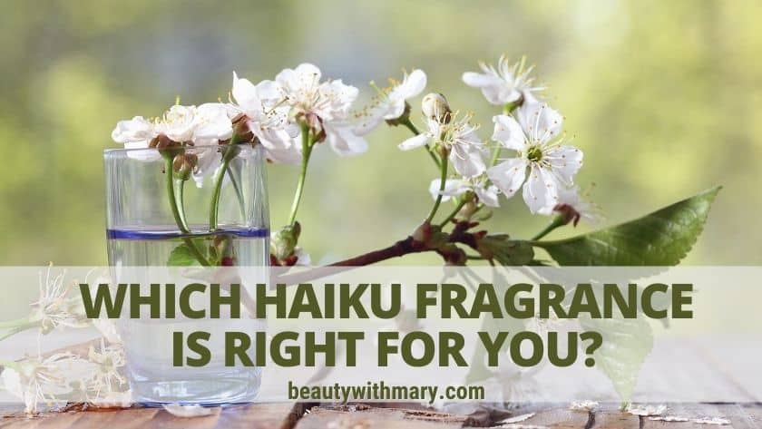 Which Avon Haiku Perfume is right for you