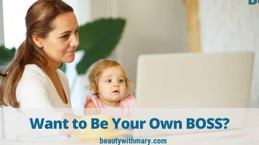 Become an Avon Representative and be your own boss