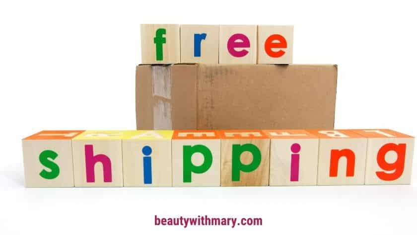 Avon free shipping promo code Labor Day
