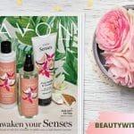 current Avon brochure online