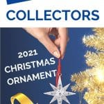 Avon Pewter Ornaments (2021 Christmas Collectible)